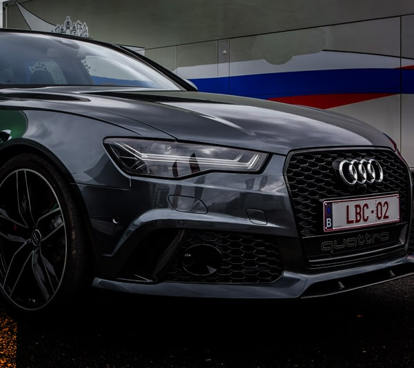 Audi RS6 2015 Mod